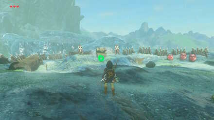 The Legend of Zelda Breath of the Wild (BotW) Treasure Chest in Enemy Camp.jpg