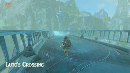 The Legend of Zelda Breath of the Wild (BotW) Luto