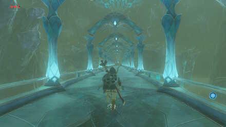 The Legend of Zelda Breath of the Wild (BotW) Great Zora Bridge.jpg