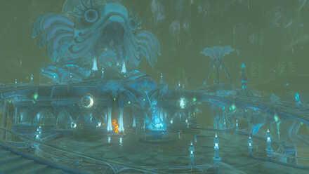 The Legend of Zelda Breath of the Wild (BotW) Zora