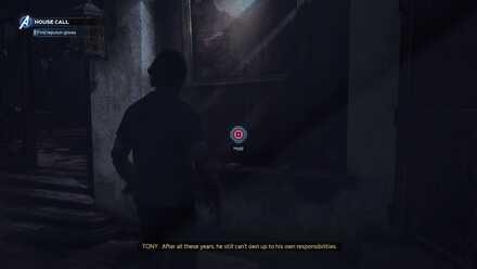 Avengers House Call Intel