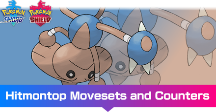 Hitmontop - Movesets and Counters