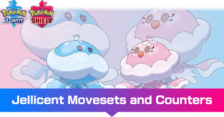 Jellicent - Movesets and Counters