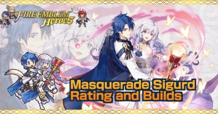 FEH Masquerade Sigurd Banner
