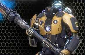 Prime Aegis Synthoid
