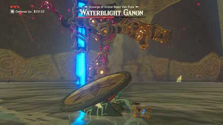 The Legend of Zelda Breath of the Wild (BotW) Waterblight Ganon Shockwave.jpg