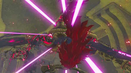 The Legend of Zelda Breath of the Wild (BotW) Waterblight Ganon Defeated.jpg