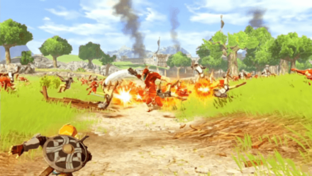New Gameplay (Hyrule Warriors - Age of Calamity).png