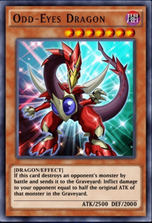 Odd-Eyes Dragon