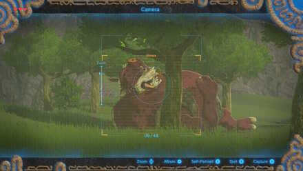 The Legend of Zelda Breath of the Wild (BotW) Register Hinox to Compendium.jpg