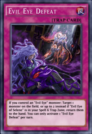 Evil Eye Defeat