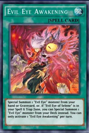 Evil Eye Awakening