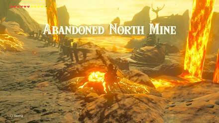 The Legend of Zelda Breath of the Wild (BotW) Abandoned North Mine.jpg