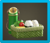 Bamboo Lunch Box Icon