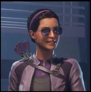 Hawkeye (Kate Bishop) Bio