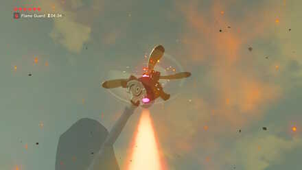 The Legend of Zelda Breath of the Wild (BotW) Shooting Sentry.jpg