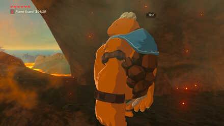 The Legend of Zelda Breath of the Wild (BotW) Commanding Yunobo.jpg