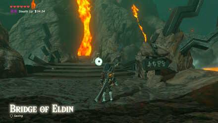 The Legend of Zelda Breath of the Wild (BotW) Bridge of Eldin.jpg