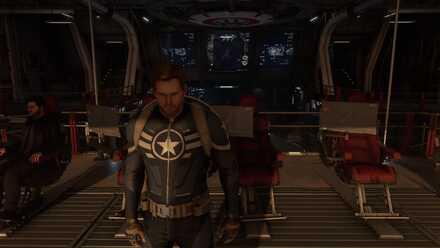 The Chimera Captain America Walkthrough