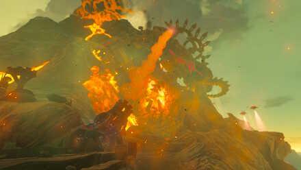 The Legend of Zelda Breath of the Wild (BotW) Shooting Vah Rudania.jpg