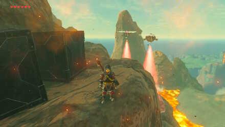 The Legend of Zelda Breath of the Wild (BotW) Metal Crates to Destroy Sentries.jpg
