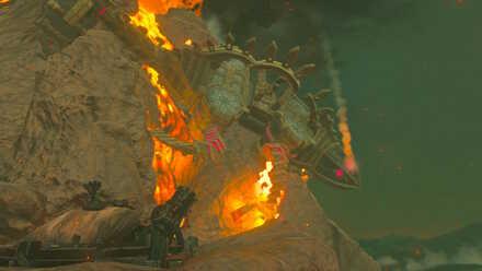 The Legend of Zelda Breath of the Wild (BotW) Shooting Vah Rudania 1.jpg