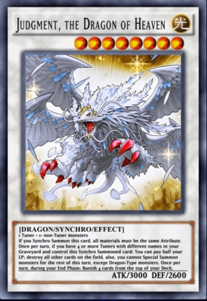 Judgment The Dragon of Heaven