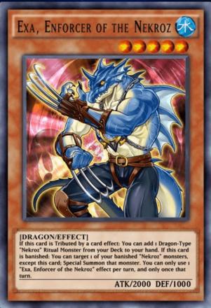 Exa Enforcer of the Nekroz