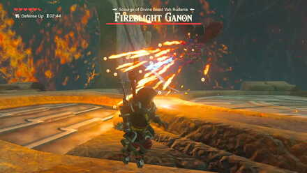 The Legend of Zelda Breath of the Wild (BotW) Fireblight Ganon Small Fireballs.jpg