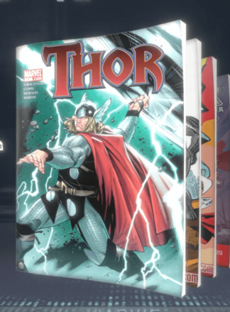 Thor (2007) #1