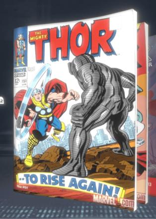 Thor (1966) #151