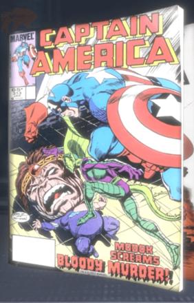 Captain America (1968) #313