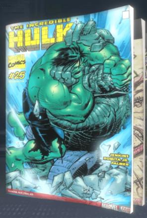 The Incredible Hulk (1999) #25