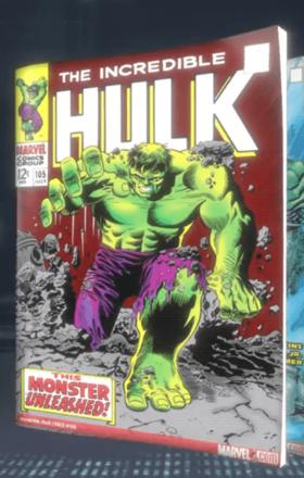 Incredible Hulk (1962) #105
