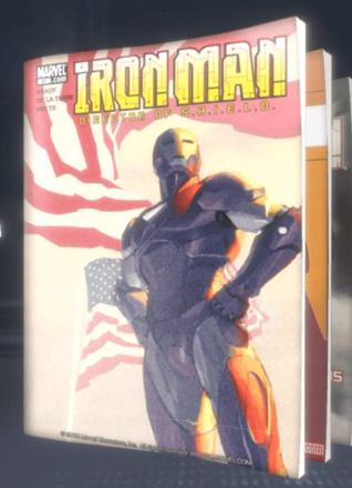 Iron Man: Director of SHIELD (2007) #21