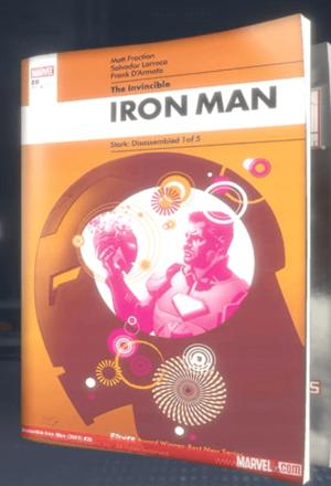 The Invincible Iron Man (2008) #20