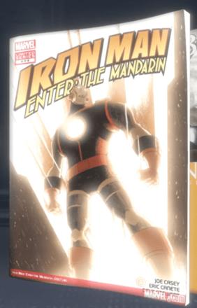 Iron Man: Enter the Mandarin (2007) #6