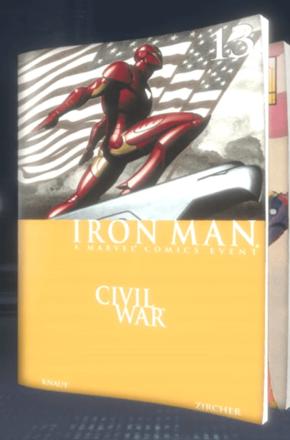Iron Man (2004) #13