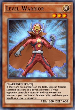 Level Warrior