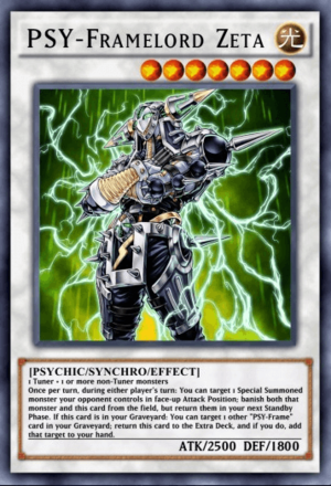 PSY-Framelord Zeta