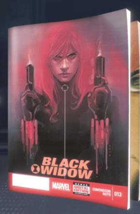 Black Widow (2014) #13