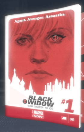 Black Widow (2014) #1