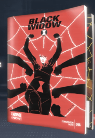Black Widow (2014) #6