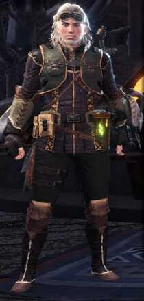 Leather Beta Armor Set