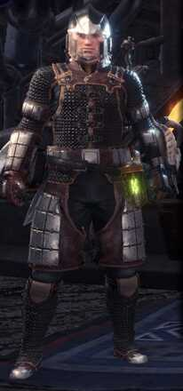 Chainmail Beta Armor Set