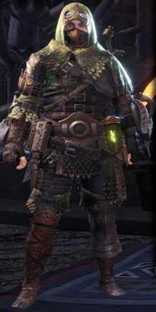 Pukei Armor Set