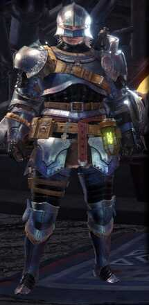 Alloy Alpha Armor Set