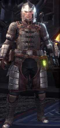 Chainmail Armor Set