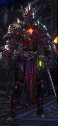 Zorah Gamma Armor Set