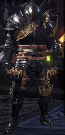 Rathian Alpha Armor Set